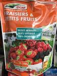 ENGRAIS FRAISIERS & PETITS FRUITS DCM