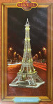 EIFFEL TOWER BATTERY OPERATED - L15,5XB14XH32CM