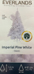 SAPIN IMPERIAL BLANC NF SAPIN CHARNIERE-PIED METAL 220 BRANC