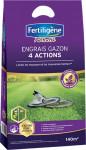 ENGRAIS GAZON 4 ACTIONS 140ME FERTILIGENE