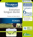 ENTRETIEN FOSSES LONGUE DUREE 6 MOIS 500GR