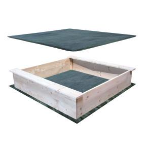 Bac à sable en bois OSCAR