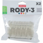 TUBE DROIT RODY3 GRIS TRANSPARENT X