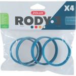 ANNEAU CONNECTABLE RODY3 X4